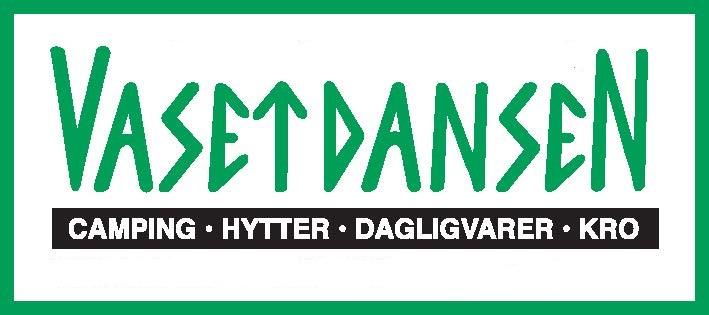 Vasetdansen Camping Logo